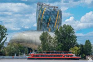 La cité du vin - Bordeaux - La bella Bordeaux - Un regard italien